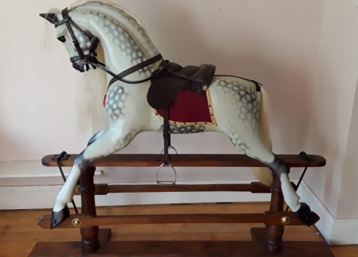 Antique Horses for Sale - The Rocking Horse Works