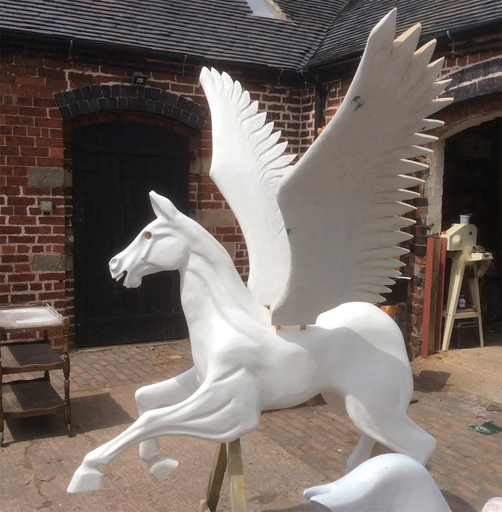 Pegasus Rocking Horse